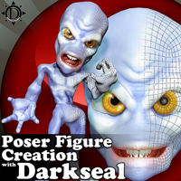 Poser Figure Creation with Darkseal