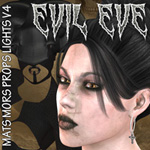 BarbarianBabes' Evil Eve
