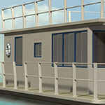 Richabri's Poser Houseboat Set