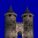Kawecki's Castle Gate