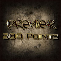 Premier 500 Point Pack