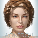 A-One's Mrs Nelson for AONEDOLL