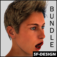 Tongue Pose Control Bundle (Genesis/Genesis2)