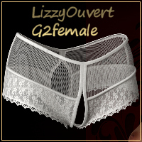RedlightZZ´s Lizzy Ouvert for G2 Female