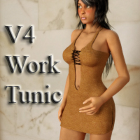 Work Tunic for V4