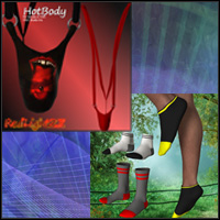 HotBody and Socks for G2M Bundle