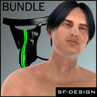 JockZZ 1 and Poses for G2M Bundle