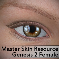 Master Skin Resource 1 - Genesis 2 Female