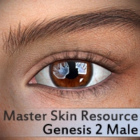 Master Skin Resource 5 - Genesis 2 Male