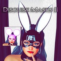 Disguise Masks II