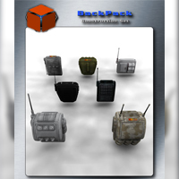 BackPack Construction Set