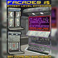 Facades Pack #5