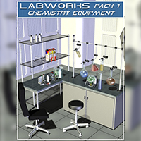 Labworks Pack 1: Chemistry Equipment