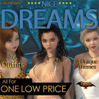 Nice Dreams for Hot Dream