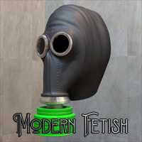 Modern Fetish 04 - Gas Mask