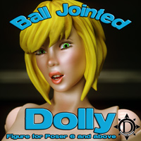 Ball Jointed Dolly