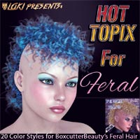 HotTopix For Feral Hair