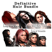Definitive Hair Bundle