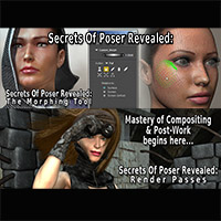 Secrets of Poser Revealed Bundle