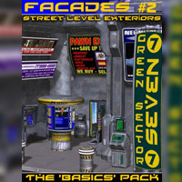 Facades Pack #2