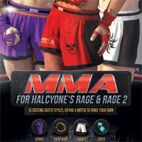 MMA For Rage & Rage 2