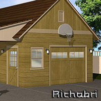 Garage & Carport Set