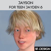 Jayson For Teen Jayden 6