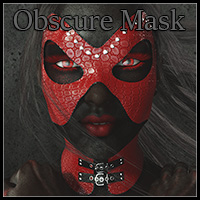 Obscure Mask G3F
