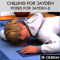 Chilling For Jayden 6