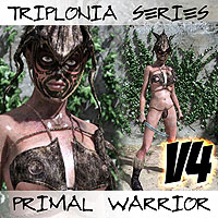 Triplonia Primal Warrior For V4