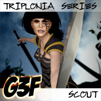 Triplonia Scout For G3F
