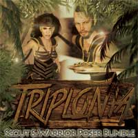 Triplonia Scout For V4 And Warrior For M4 Bundle