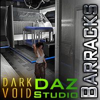 Dark Void Barracks For DS