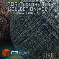 ArtDev PBR Texture Tile Collection Vol 1
