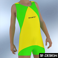 Add On For Male Swim Suit For Genesis 3 Male(s)