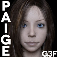 Paige For G3F