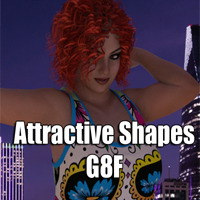 G8F Attractive Shapes