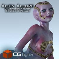 ArtDev Alien Allure For G3F