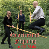 Quarterstaff Fight For G3M