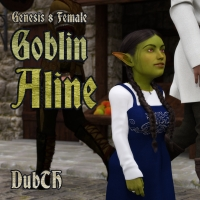 Goblin Aline For G8F