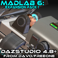 "Madlab 6 ""Expansion Pack 1"" For DS 4.8+"