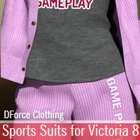 dForce Sports Suits Victoria 8