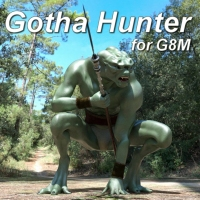Gotha Hunter For G8M