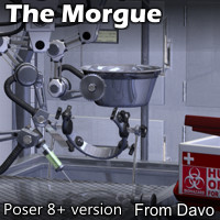 The Morgue For Poser 8+