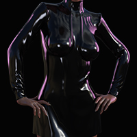 Gynoid X01 Suit For G8F (dForce)