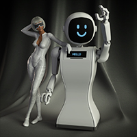 SAMMY - The Companion Robot