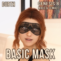 Basic Mask For G8F/G8M