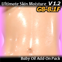 Ultimate Skin Moisture: Baby Oil ADD-ON G8F