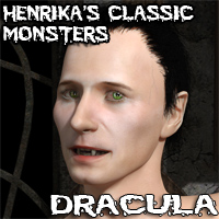 Classic Monsters: Dracula For M4