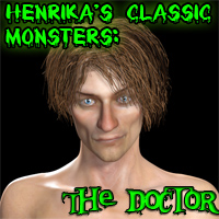 Classic Monsters: The Doctor